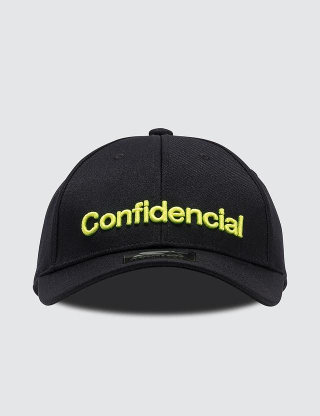Marcelo Burlon Confidencial Starter Cap