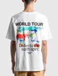 Stussy Thermal T-Shirt White Men