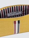 Thom Browne Small Zipper Tablet Holder (29.5 x 20cm)