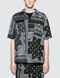 Sacai Bandana Print Shirt Picture