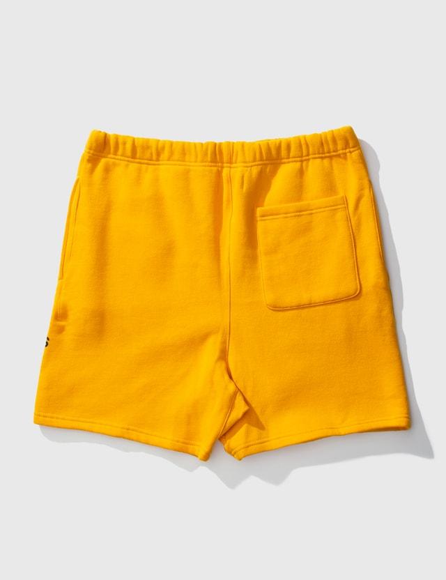 Fear of God Essentials Fear Of God Essentials Sweat Shorts Orange Men
