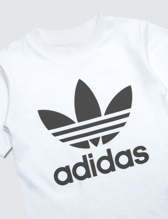 Adidas Originals Oversized Logo Print T-Shirt