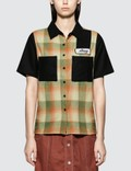 Stussy Doris Plaid Garage Shirt Picutre