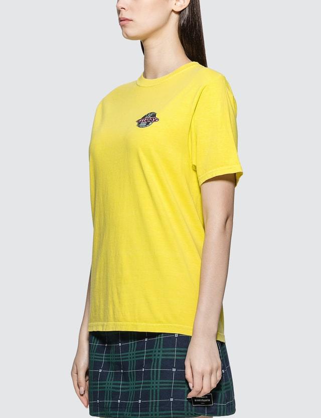 Stussy Globe Short Sleeve T-shirt