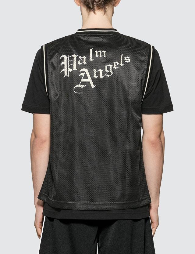 Palm Angels Layered Sacred Heart T-Shirt