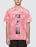 Lost Daze Triple Tie Dye T-Shirt Picutre