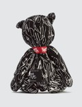 "Medicom Toy Curtis Kulig Teddy Bear ""All Over"""