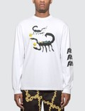 Aries Scorpion Long Sleeve T-Shirt Picture