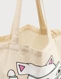 RIPNDIP Sliced Tote Bag