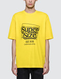 CALVIN KLEIN JEANS EST.1978 Super Size Print S/S T-Shirt Picture