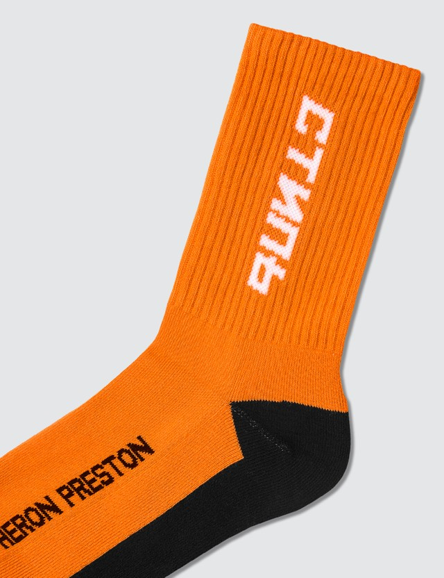 Heron Preston CTNMb Long Socks