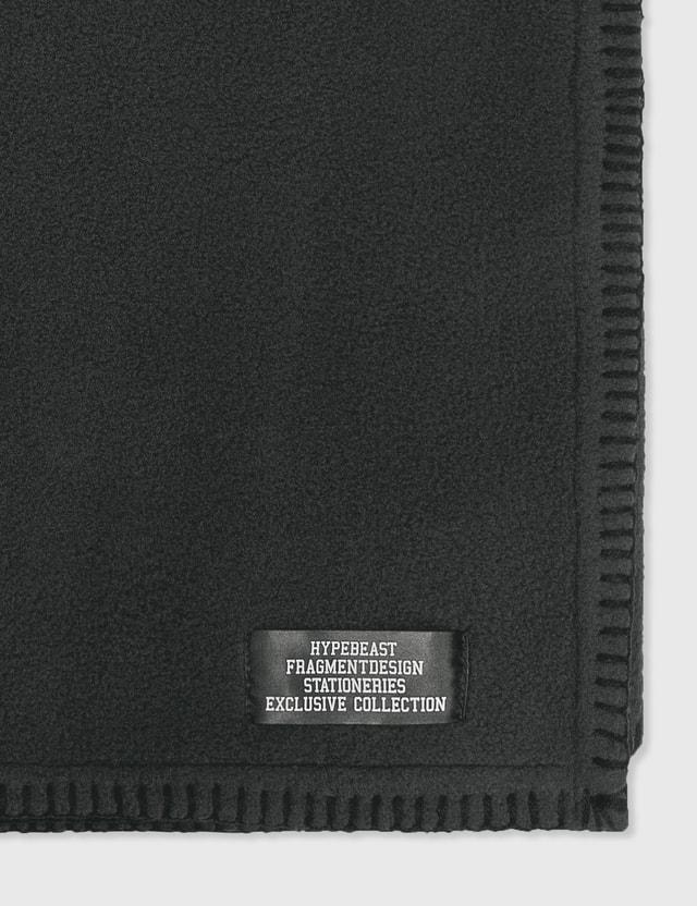 Stationeries by Hypebeast x Fragment HYPB/FRGMT Antistatic Blanket Black Men