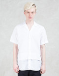Matthew Miller Hunter Double Layered S/S Shirt Picture