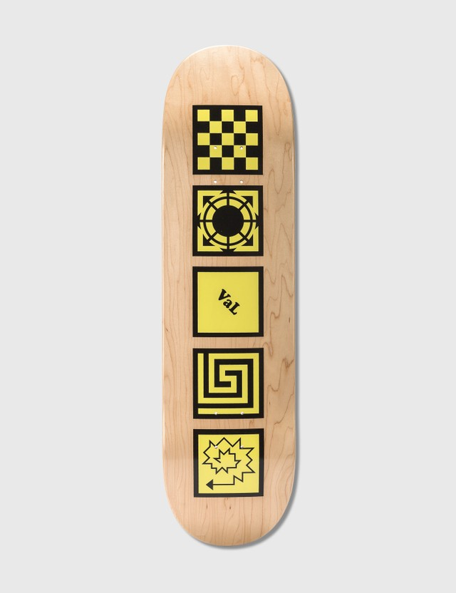 Rassvet Skateboard Yellow Men