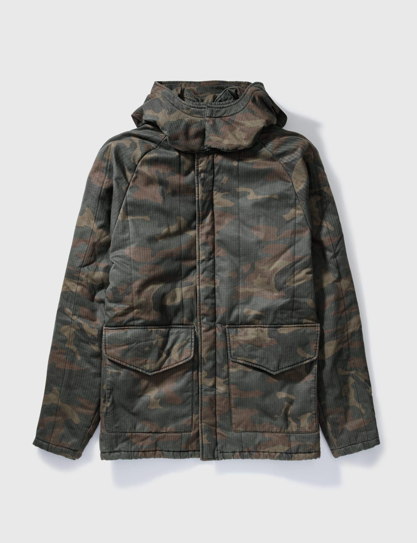Yeezy Season 1 Camo Jacket