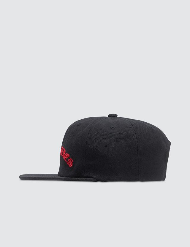 Pleasures Old E Snapback Hat