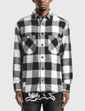 Billionaire Boys Club Box Check Shirt Picutre