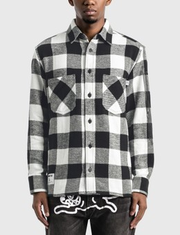 Billionaire Boys Club Box Check Shirt