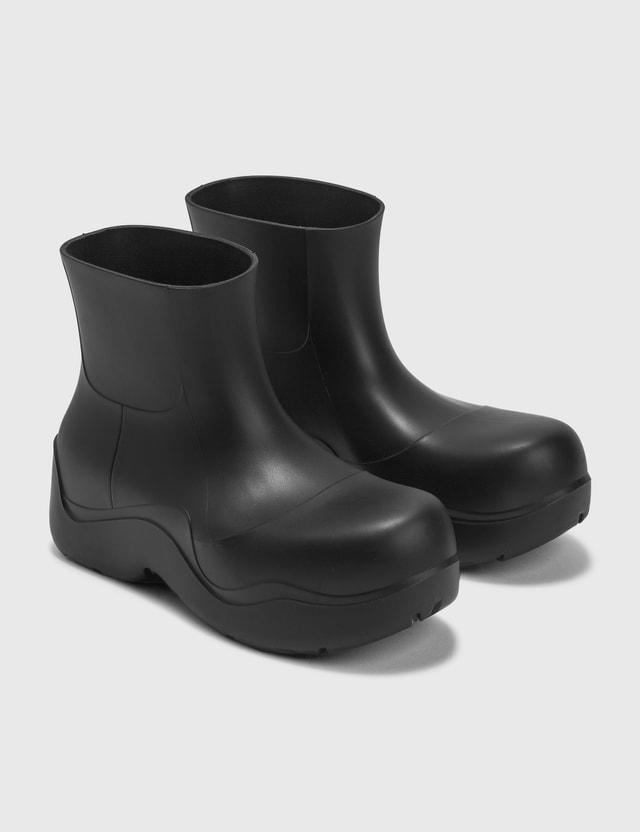 Bottega Veneta The Puddle Boots Black Women