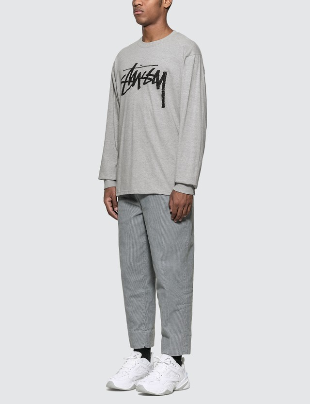 Stussy Stock Long Sleeve T-shirt