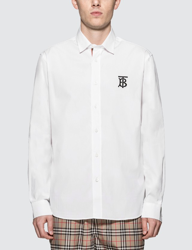 Burberry TB Logo Shirt