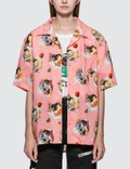 #FR2 Ukiyo-e Aloha Shirt Picture