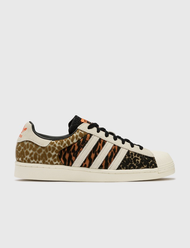 Adidas Originals Atmos X Adidas Crazy Animal Superstar Multi Archives