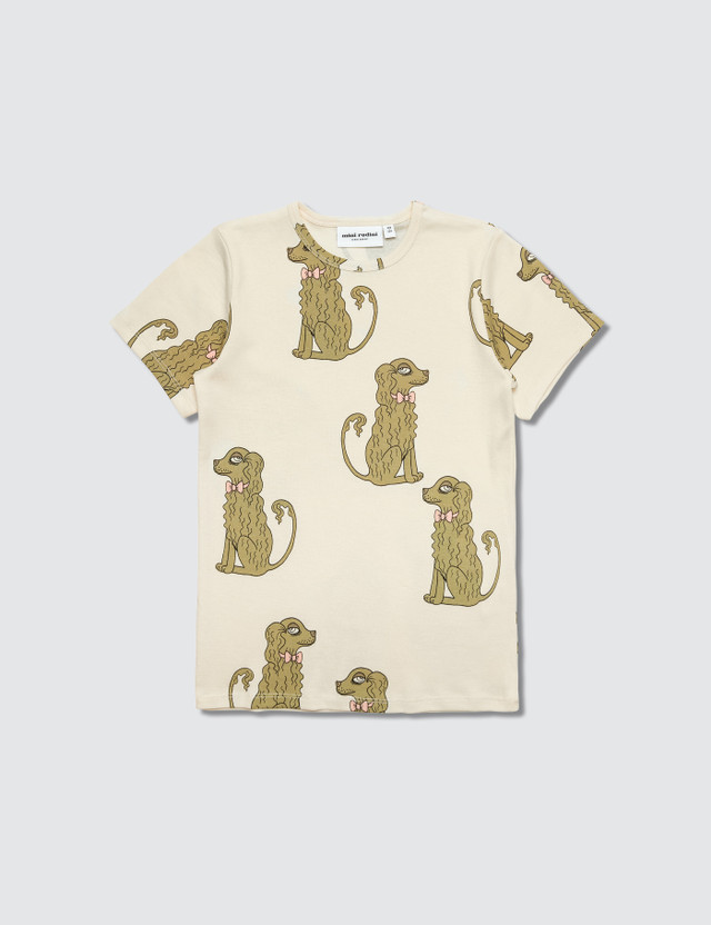 Mini Rodini Spaniel Short Sleeve Tee