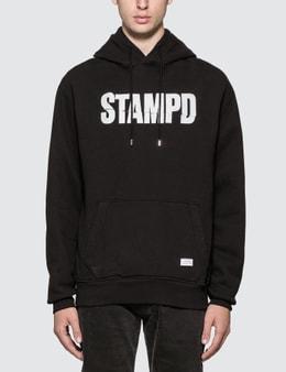 Stampd Split Hoody