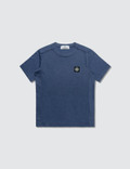 Stone Island Basic Patch Logo T-Shirt (Infants) Picutre