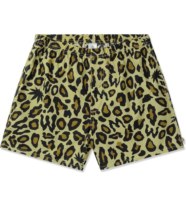 Odd Future Tan Domo Cheetah Boxers