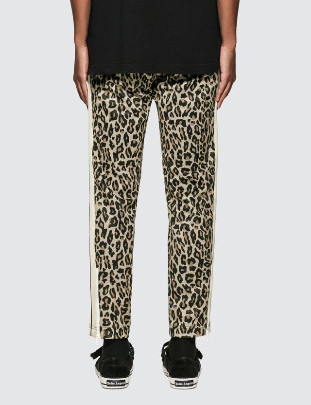 Palm Angels Leopard Track Pants