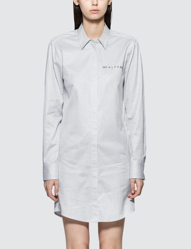 1017 ALYX 9SM Margherita Shirt Dress