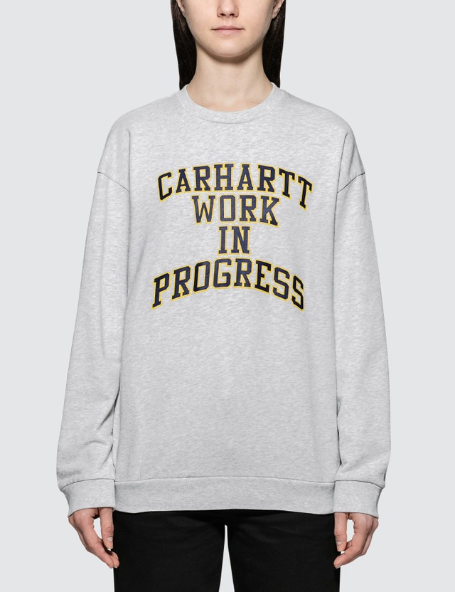 Carhartt Work In Progress W' Wip Division Sweatshirt