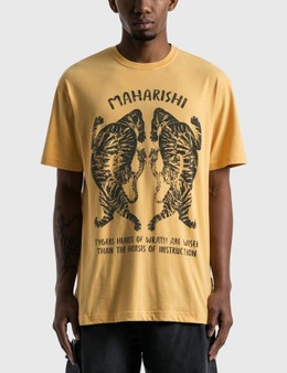 Maharishi Tigers Of Wrath T-shirt