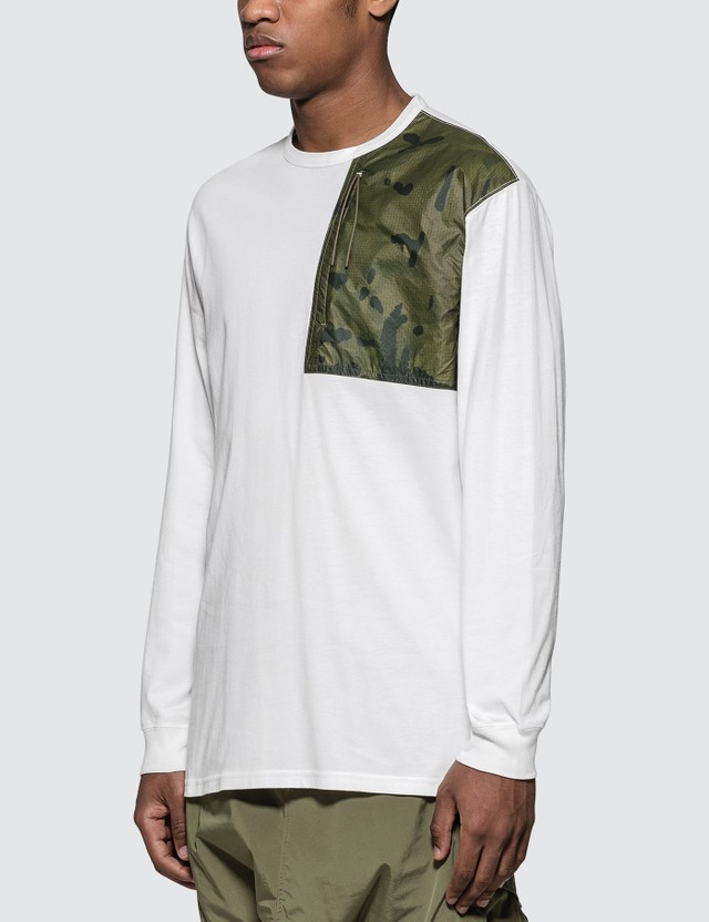 Maharishi Camo Tech Travel L/S T-Shirt