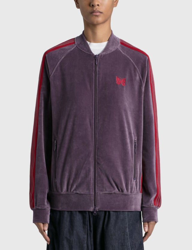 Needles R.C. Track Jacket Purple Women