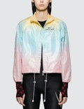 Marine Serre Moire Tie-dye Tracksuit Jacket Picture