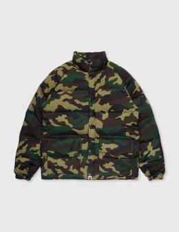 BAPE Bape Camo Down Jacket