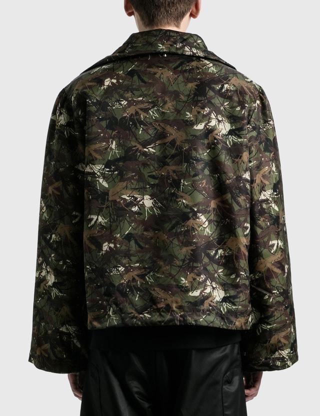 Random Identities Mile High 재킷 Camouflage Men
