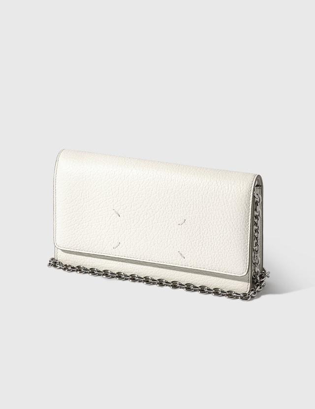 Maison Margiela Long Wallet On Chain