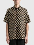 Burberry Chequer Print Cotton Shirt Picutre