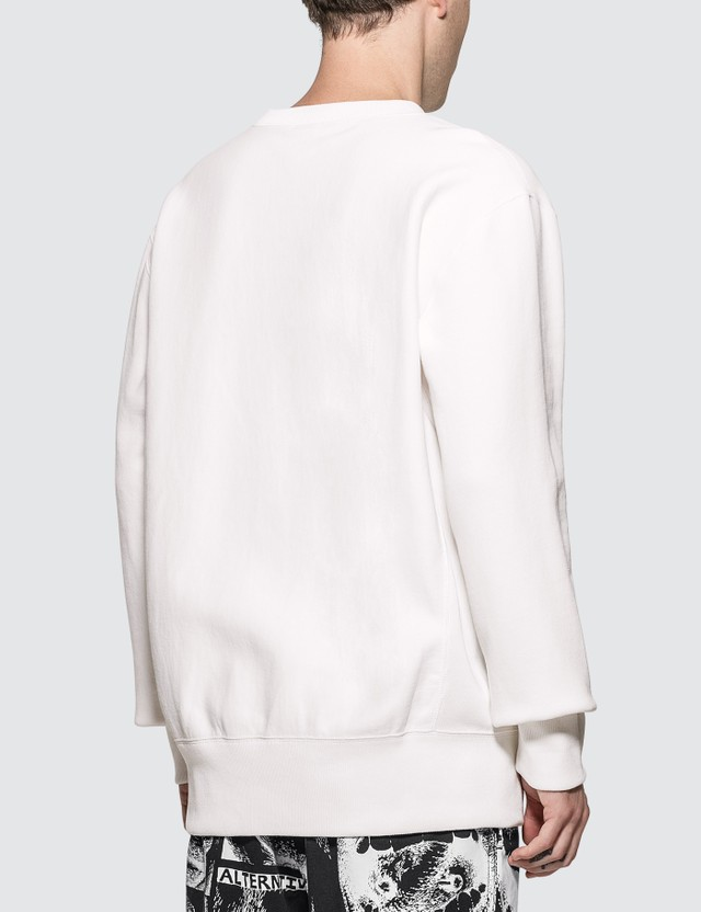 Champion Reverse Weave Big Script Sweatshirt