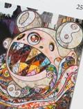 Takashi Murakami Takashi Murakami x Hypebeast Magazine Postcard + Poster Set N/a Men