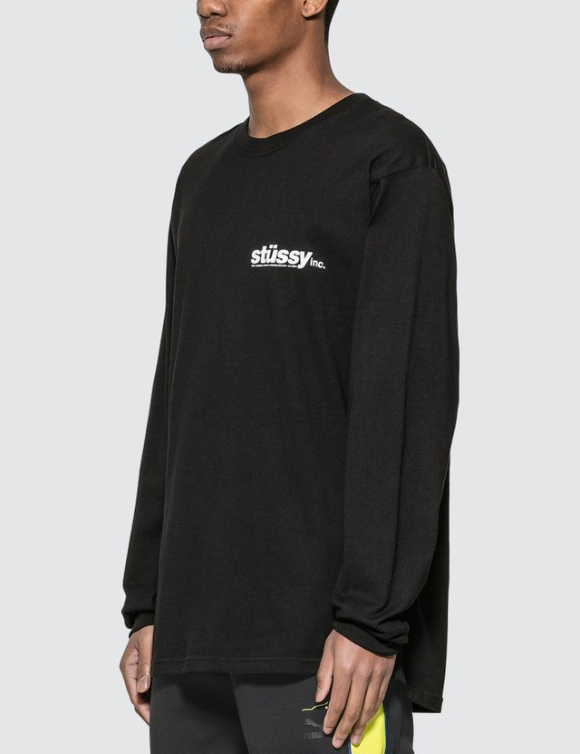Stussy Italic Long Sleeve T-shirt