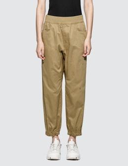 Undercover Elastic Cuff Pants