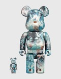Medicom Toy Be@rbrick Pushead #5 100% & 400% Set Picture