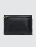 Loewe T Linen Pouch Picture