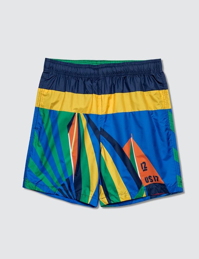 Polo Ralph Lauren Pacific Athletic Shorts