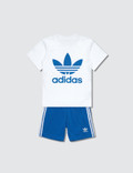 Adidas Originals Shorts & T-Shirt Set Picutre